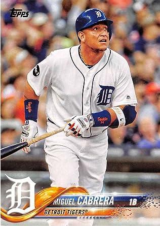 2008 Topps Stars #TS17 Miguel Cabrera Detroit Tigers Baseball Card