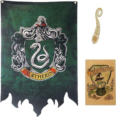 Harry Potter De Banniere Gryffondor Serpentard Couleurs