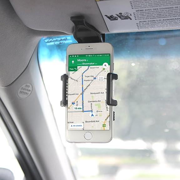 amazon com cellet sun visor car phone holder universal car mount rh amazon com AT&T Samsung Cell Phones Samsung Galaxy S4 ManualDownload