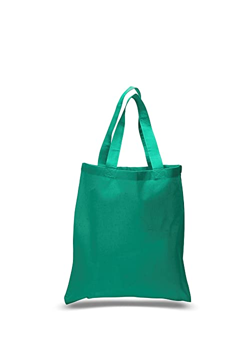 Amazon.com: Bolsa de lona de algodón bolsa, Kelly verde: Shoes