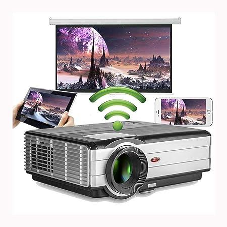 Proyectores inalámbricos de Cine en casa al Aire Libre Proyector ...