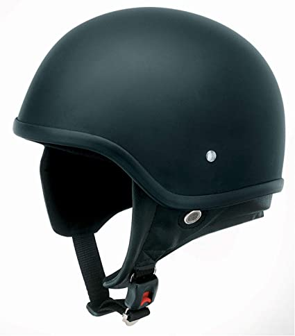 Amazon.es: Casco Redbike RB-450, de medio huevo, estilo retro, color negro mate, talla M
