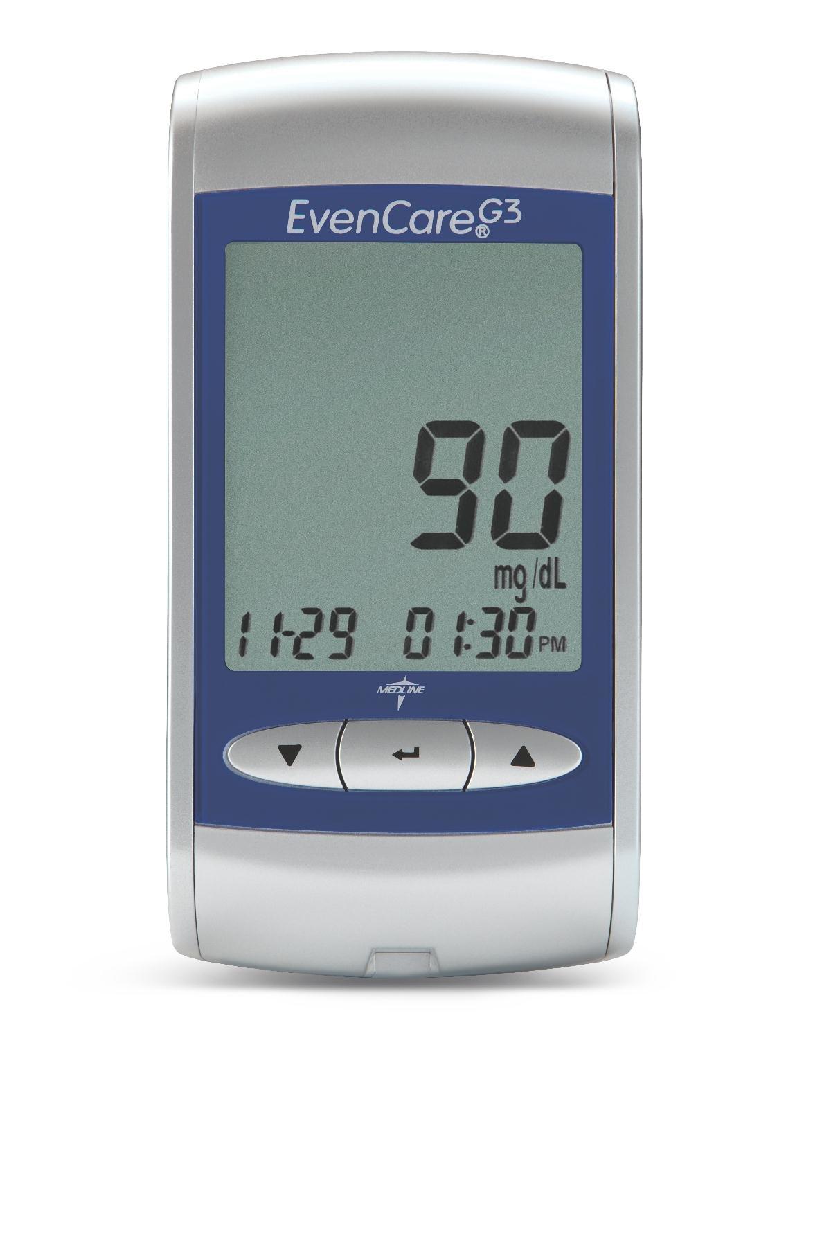 Medline MPH3540 EvenCare G3 Blood Glucose System
