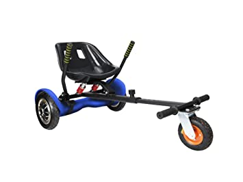 Desconocido Hoverkart Go Kart - Patinete eléctrico de GoKart ...