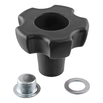 CURT 28927 Replacement Jack Handle Knob for Top-Wind Jacks: Automotive