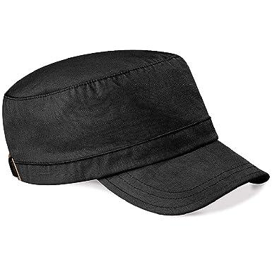 B007HAG1R2Beechfield Classic Army Cap 100% Cotton - 9 Great Colours (B34) ( BLACK ac5af01a973