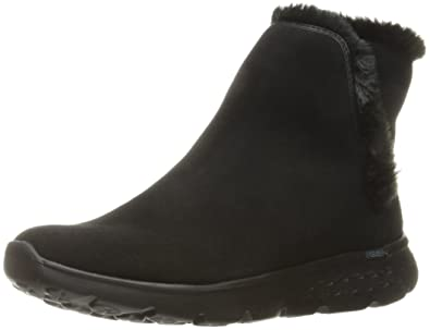 Skechers Damen on-The-Go 400 Blaze Kurzschaft Stiefel, Schwarz (BBK)