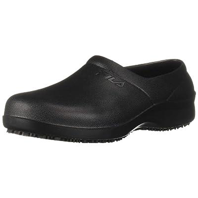 Fila Women's Galvanize Slip Resistant Work Shoe Hiking: Shoes