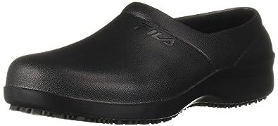 a077a7da1d Fila Women's Galvanize Slip Resistant Work Shoe Hiking