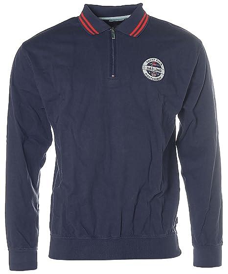 Signum Sweat Sweat-Shirt – Homme col polo Polo Pull Yacht Club la Martinique  - e2d6634cdb7e