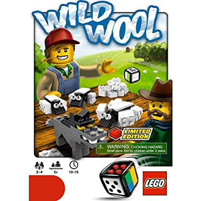 LEGO Games Wild Wool: Toys & Games