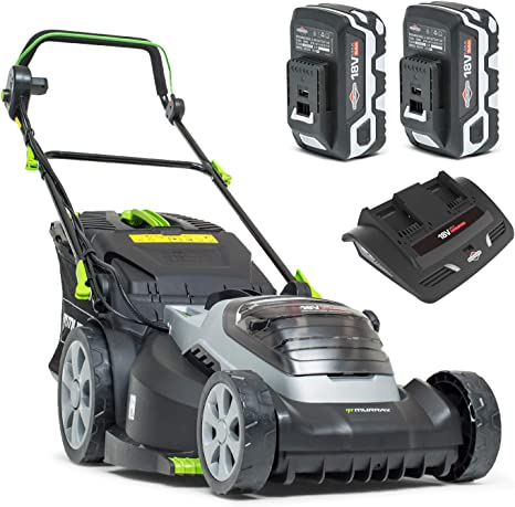 Murray Cordless Lawn Mowers - Large Surface Coverage