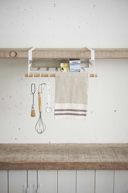 Amazon.com: Yamazaki Home Tosca Under Shelf Storage Rack, Large: Home U0026  Kitchen