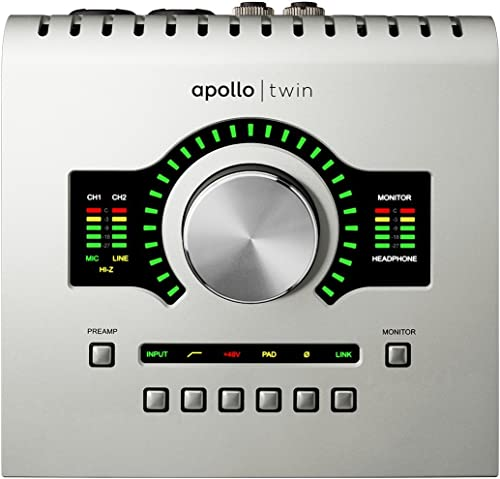 Universal Audio Apollo Twin High-Resolution USB Interface