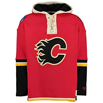 the best attitude 39467 adf23 OTH Calgary Flames Lacer Jersey Hoodie NHL Sweatshirt XL ...