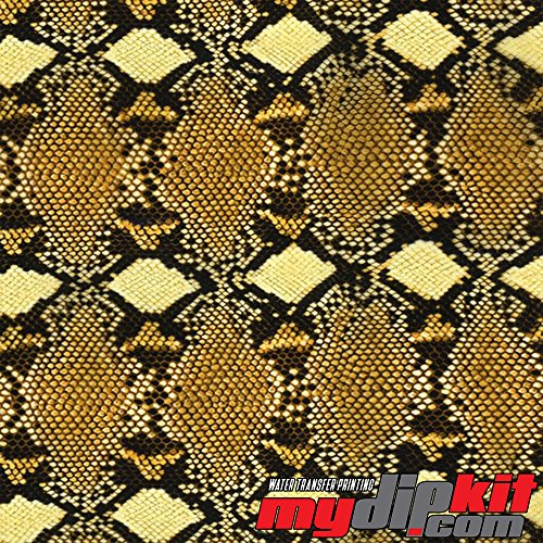Water Transfer Printing Film - Hydrographic Film - Hydro Dipping - Diamond Back Snakeskin - AP-938-A