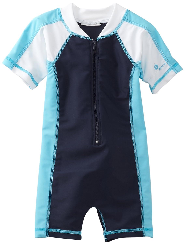 Snapper Rock Baby Colore Azzurro Acqua Costume da Bagno con Protezione UV