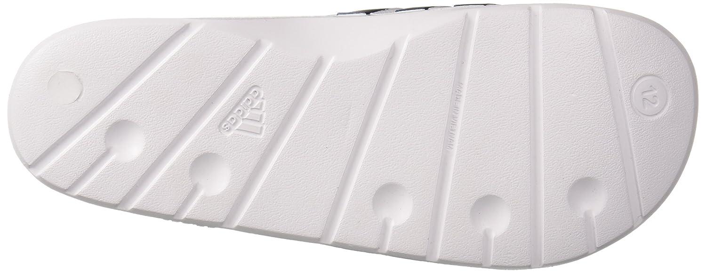 adidas Duramo Slide, Duramo Slide Mixte Adulte Running White/Collegiate Navy/Running White