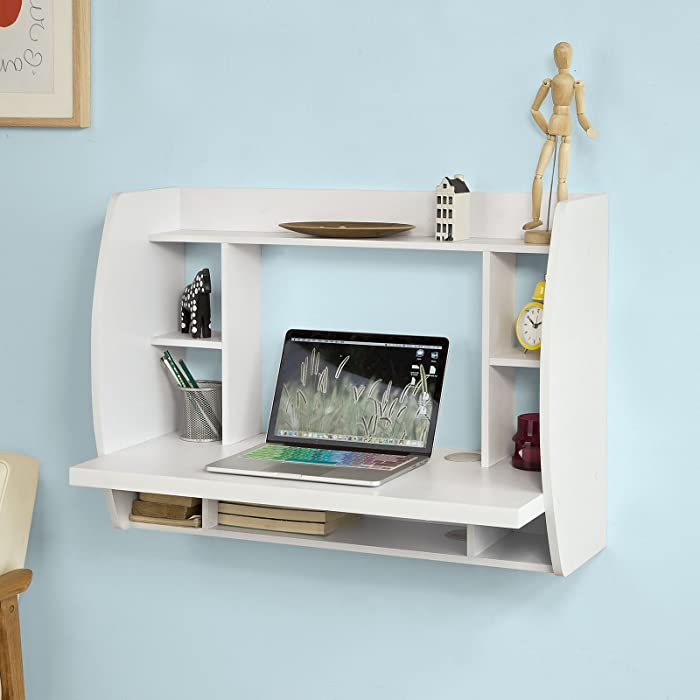 Top 9 Floating Wall Mount Office Computer Desk With Storage
