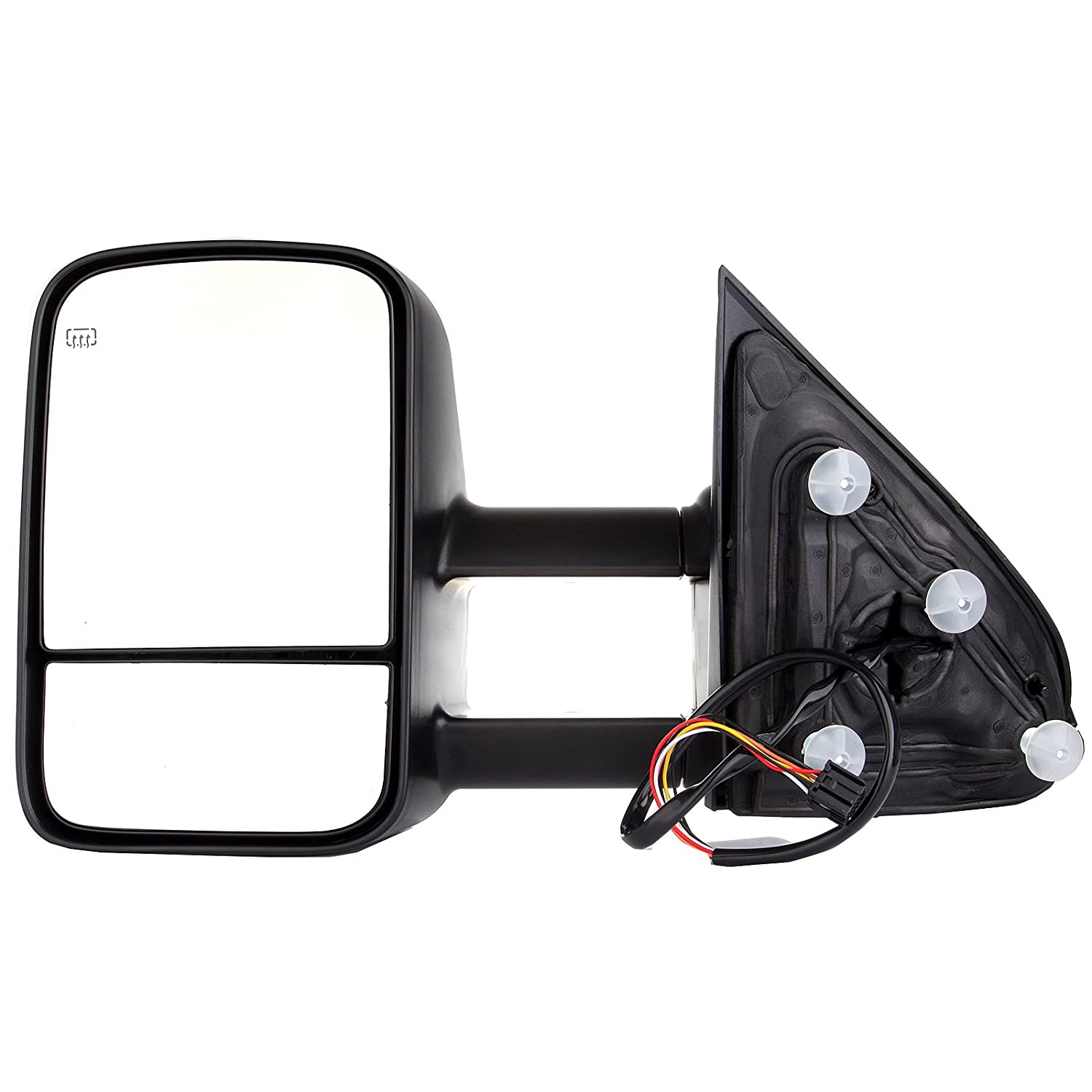 Chevy Gmc Towing Mirrors Pair Rear View For 2014 2015 Gm Mirror Wiring Diagram 2017 Silverado Sierra 1500 15 17 2500hd 3500hd With Power Control Heated