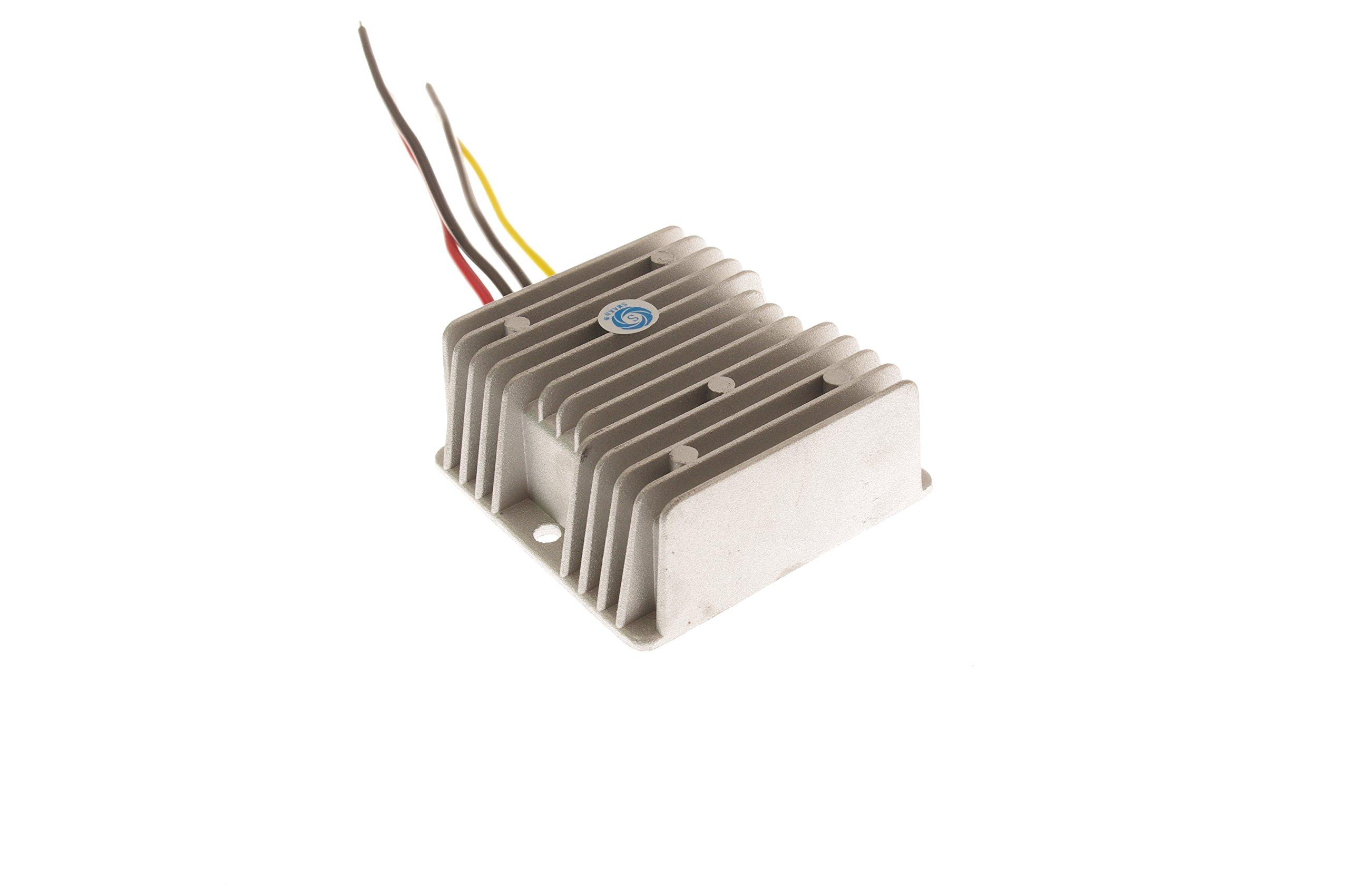 SMAKN® DC/DC Converter 24V/36v Step Down to 19V/5A 19V 5A 95W Power Supply Module