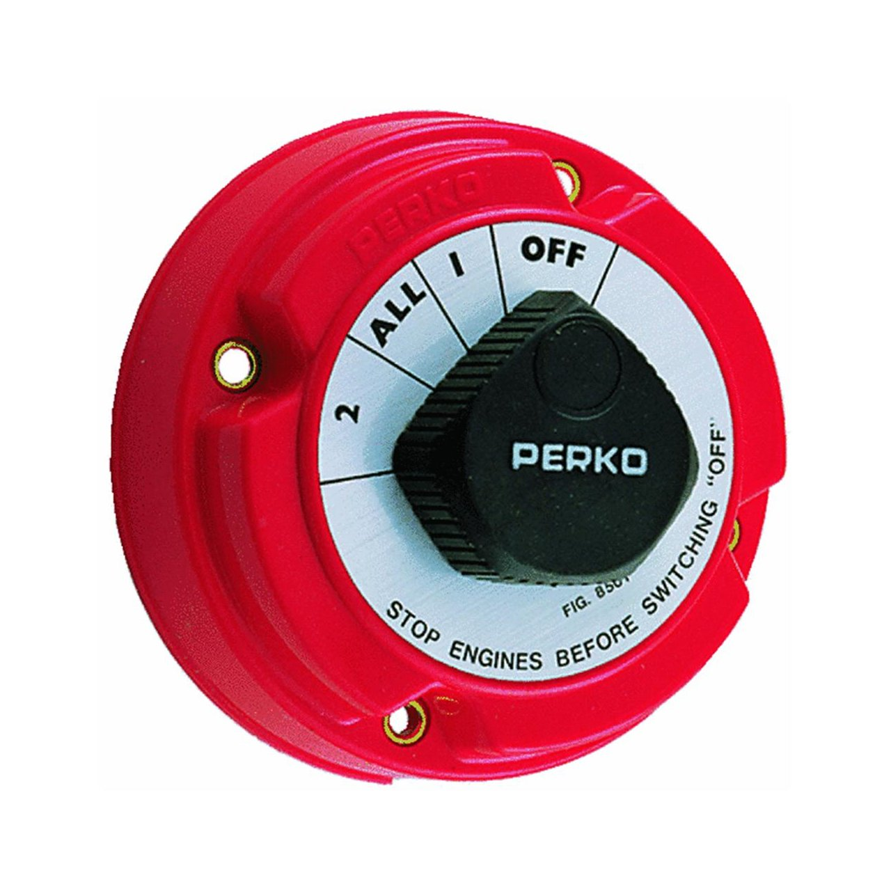Amazon.com : Seachoice 11501 Battery Selector Switch : Boating ...