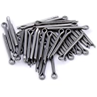 A2 M2 Pack of 40 2mm x 36mm Split Cotter Pin Stainless Steel