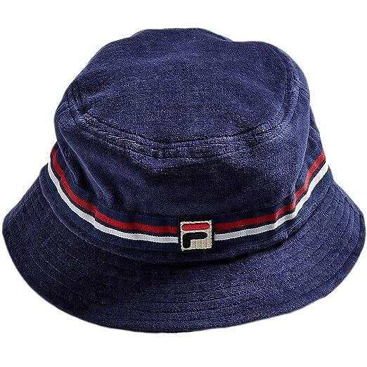 Fila Men s Velour Bucket Hat 9e1ad5070146