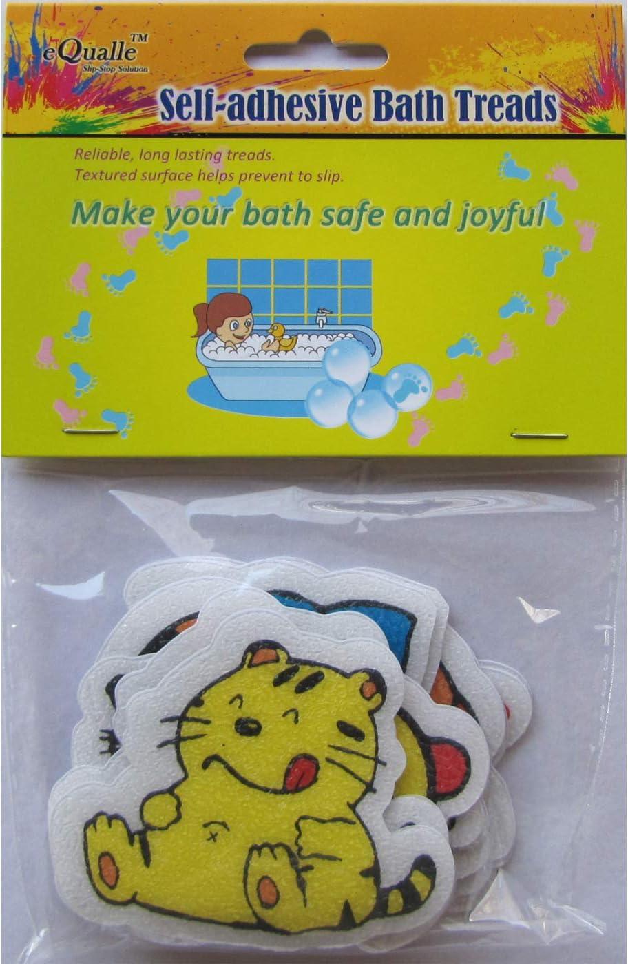 Pasnowfu Waterproof And Non Slip Bathtub Stickers Marine Organism Decal Treads Adhesive Bathroom Shower Safety Appliques For Baby Kids Bath Tub 20 Set Kids Bathtub Accessories Kids Home Store