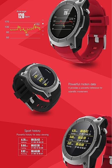 Amazon.com : TGAX New Sports Fitness Tracker, Heart Rate ...