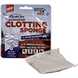"QuikClot Advanced Clotting Sponge (25 grams, 3.5"" x 3.5"")"