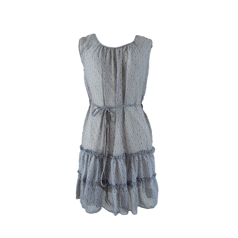Unique Boutique Women's Dress Blue Blue Small
