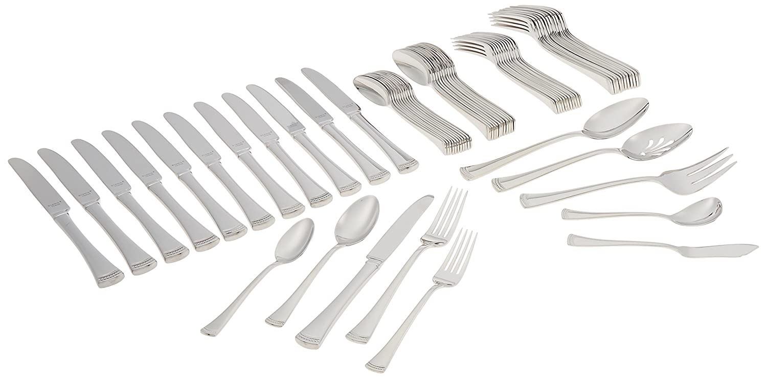 Lenox Portola 65-Piece Flatware Set 815486