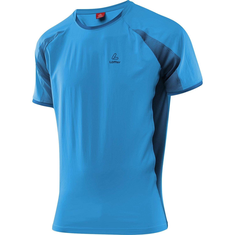 Löffler - Running Shirt Hotbond - Löffler royal 738826
