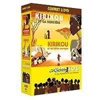 KIRIKOU - TRILOGIE (3 films)