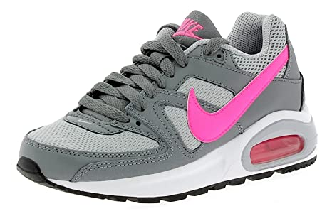 NIKE Air Max Command Flex GS amazon shoes grigio Pelle