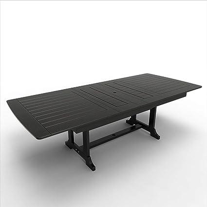 Amazon.com: Malibu Outdoor Living Napa extensión de la mesa ...