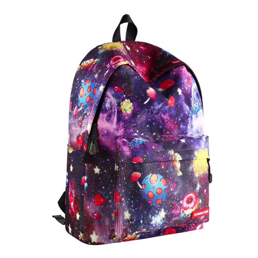 GiveKoiu-Bags - Mochila para niñas, para la Escuela, Barata, para niños, niñas, Estampado, al Aire Libre, Libro, Escuela, Bolsa de Viaje, Hombre, 2019919, ...