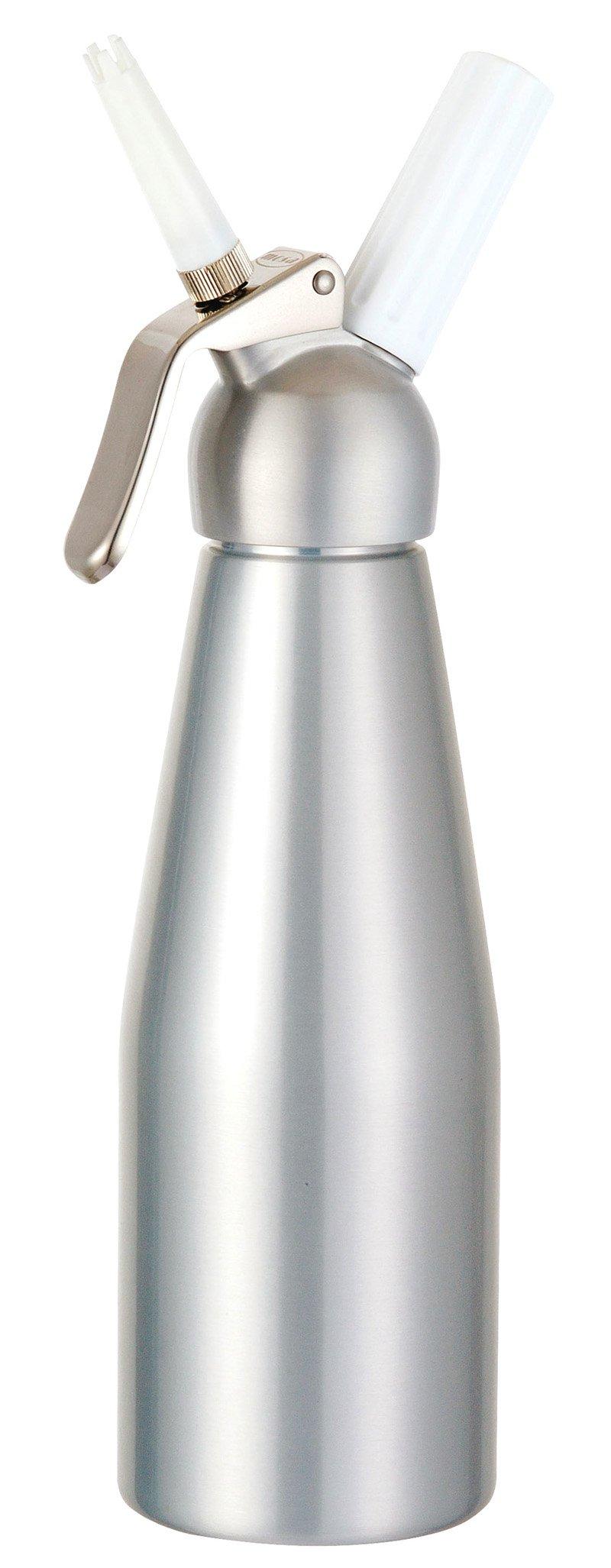 Mosa TW Whipped Cream Dispenser- Full Pint Solid Aluminum