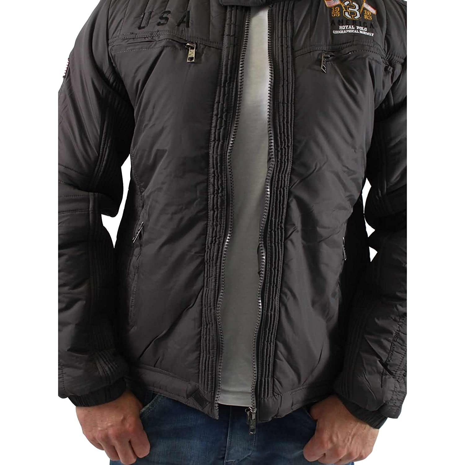 Geographical Norway Men's Plain Jacket
