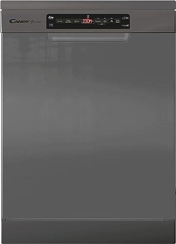 Candy Brava CDPN 2D360PX - Lavavajillas 60 cm independiente, 13 servicios, WiFi & Bluetooth, programa rápido 39, 47dBA, clase A++