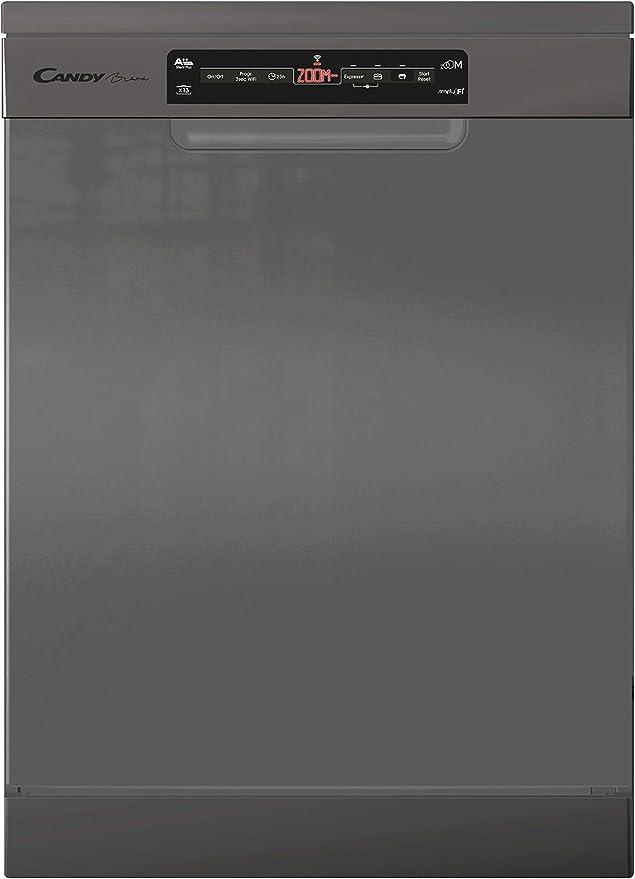 Candy Brava CDPN 2D360PX - Lavavajillas 60 cm independiente, 13 ...
