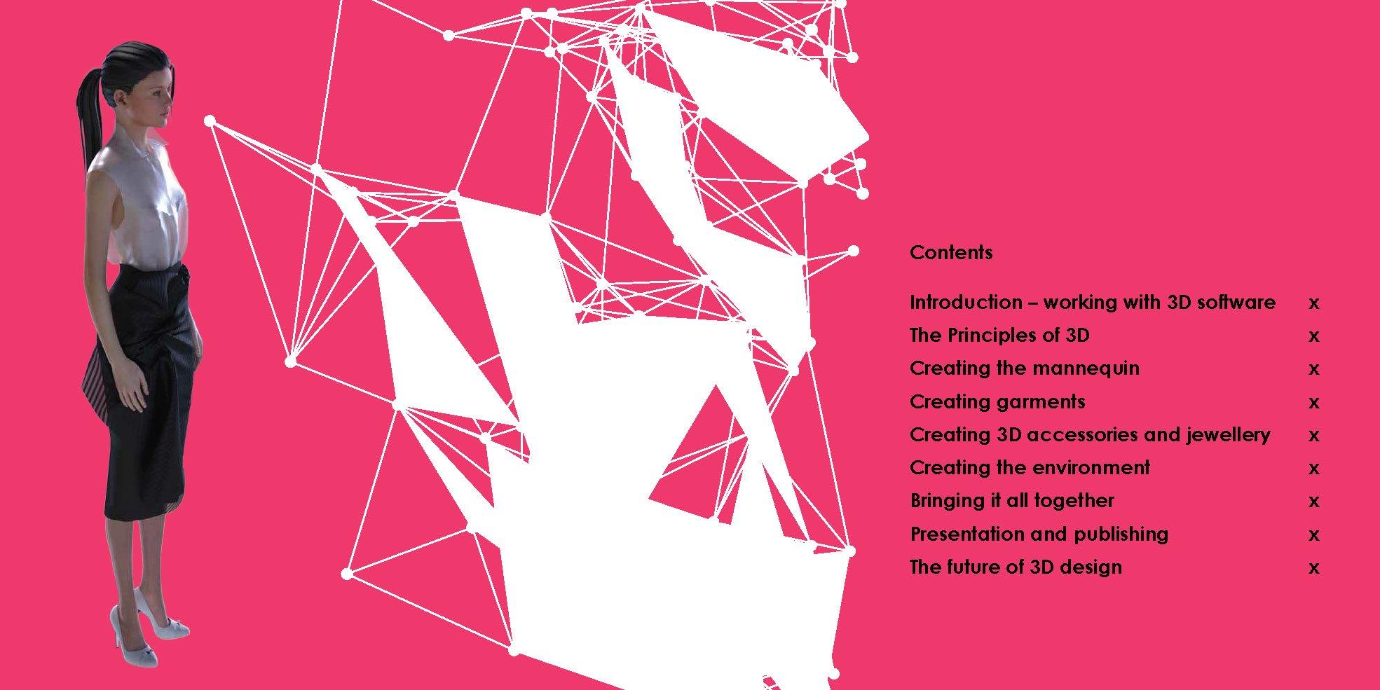 3D Fashion Design: Technique, Design and Visualization: Amazon co uk