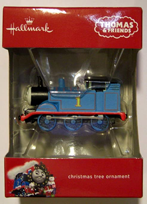 Thomas The Train Christmas Tree.Amazon Com Hallmark Seasons Thomas The Train Christmas Tree
