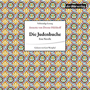 Die Judenbuche Hörbuch