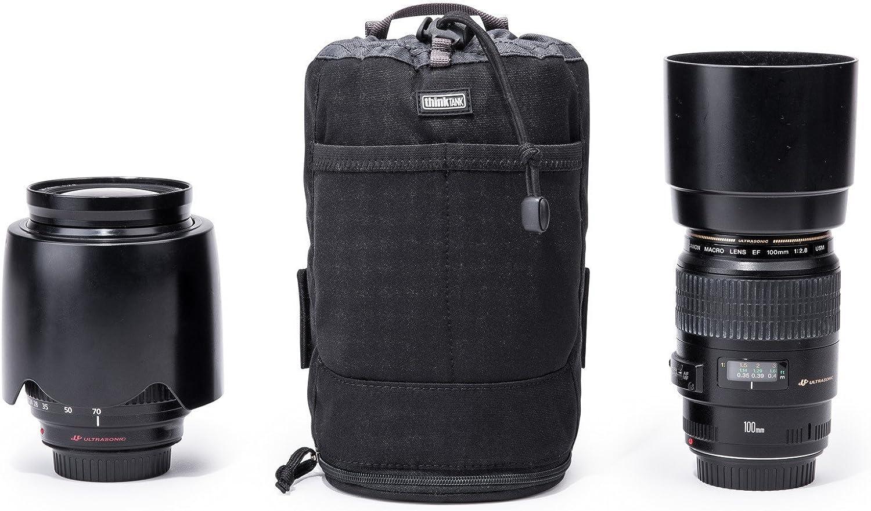 Black Think Tank Photo Lens Changer 25 V2.0 Lens Case