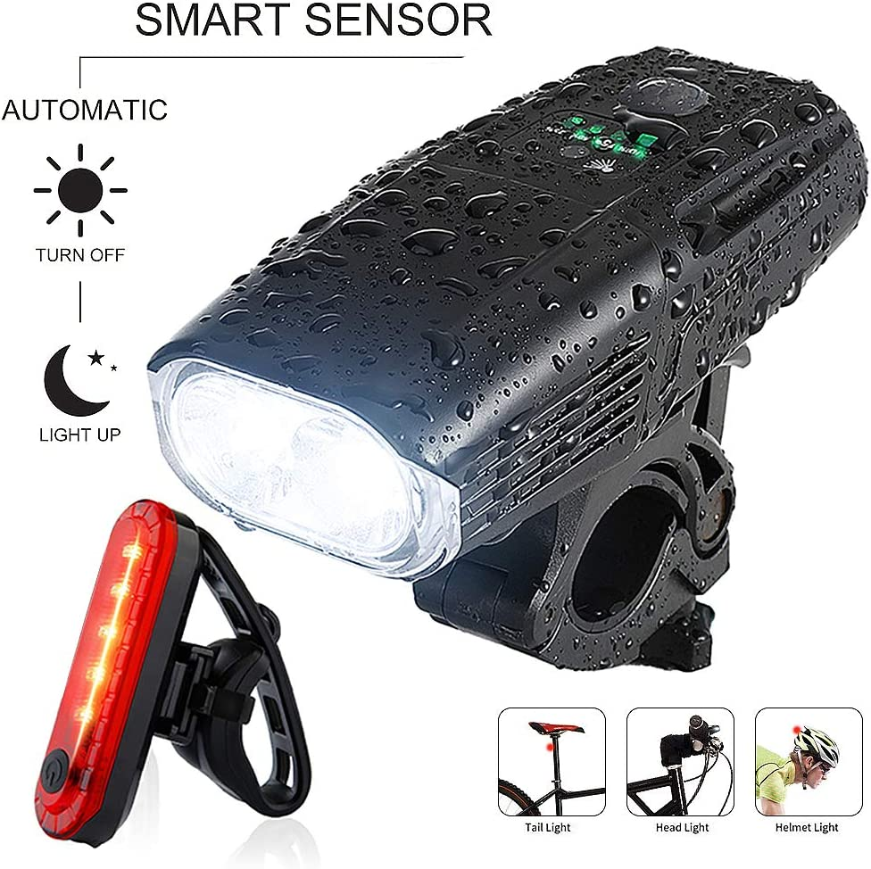 Promotion Discount Turn Signal Light Bike Headlight Warning Wireless ECO