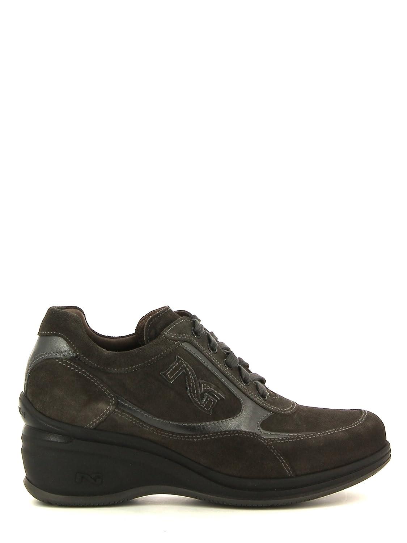 Nero Giardini - Zapatos de cordones para mujer 41 EU|Carbone