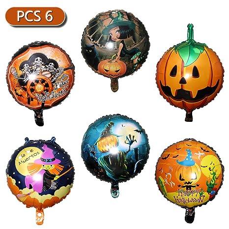 Palloncini Halloween Balloons di Foil b982d033e169
