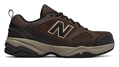 1aa273068022e New Balance Steel Toe 627v2 Shoe - Men's Training Brown/Black